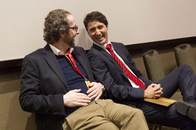 总理办大地震 高级顾问辞职震动加拿大