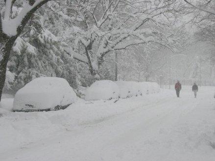 环境部预测:大温菲沙河谷今日再次降雪