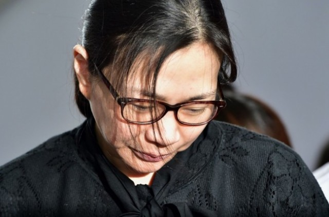 韩航千金被遭控对丈夫和小孩长期施暴