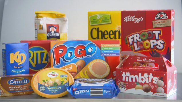 震惊!加拿大市售三分之一食品含有可致癌物