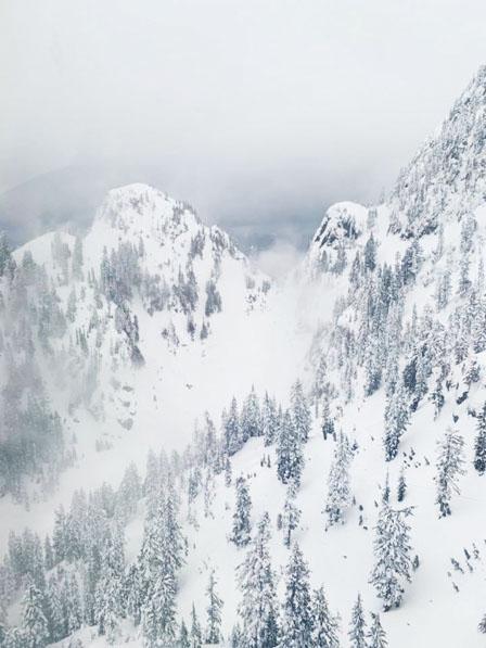 春雪今料再袭大温 山区雪崩风险增