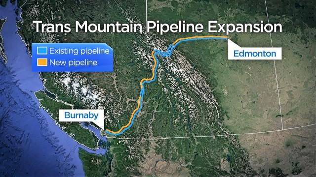 国家能源局建议批准扩建横山输油管项目