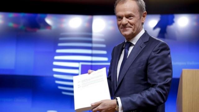 """欧盟:英国""""脱欧""""期延迟将是合理选项"""