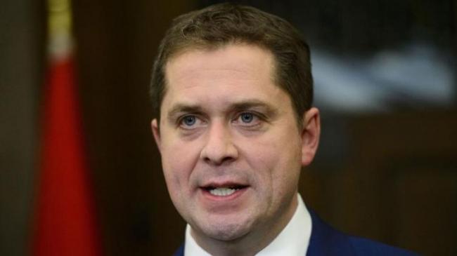 保守党领袖Scheer强硬怼特鲁多:你已不配执政