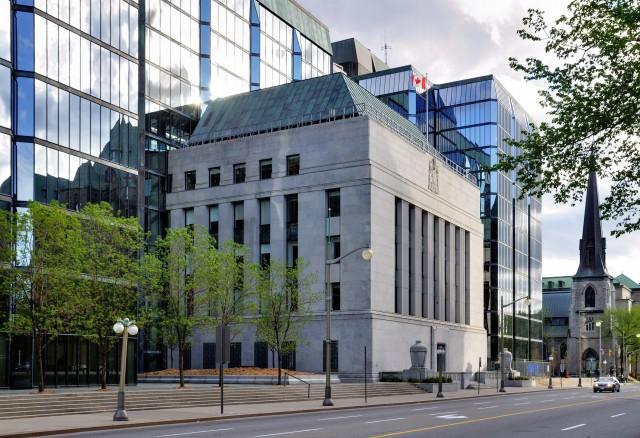 加拿大央行宣布不加息 加币兑人民币跌至4.99