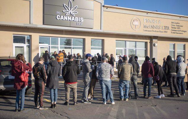 加拿大各省大麻消费人口比例 西部比东部低
