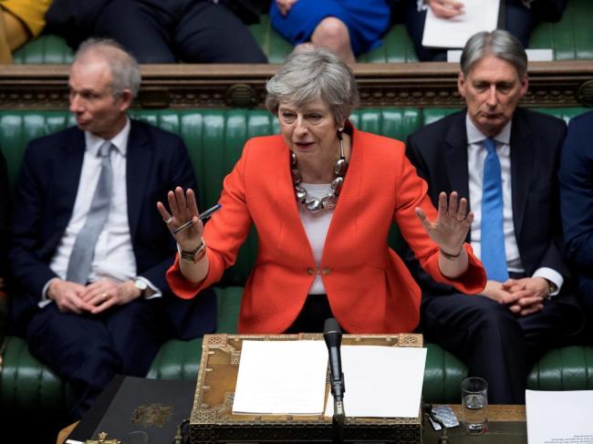 梅伊协议再遭国会否决 英国脱欧恐需全部重来
