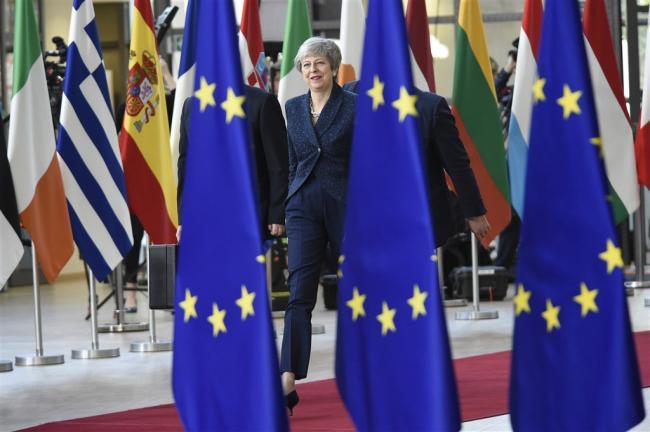 欧盟峰会登场 27国领袖讨论延后脱欧