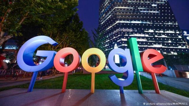 忧军事技术外泄中国 美军将领约谈谷歌