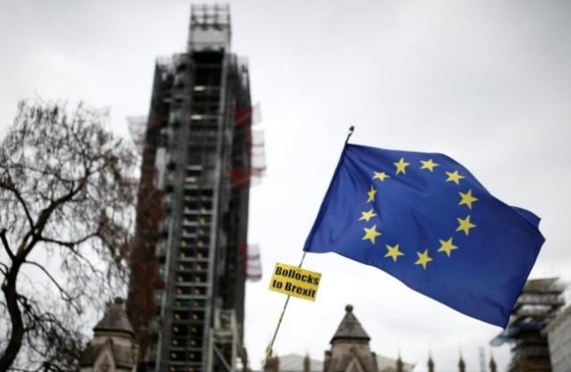 英国市场遇到脱欧危机,全球投资人已不在乎