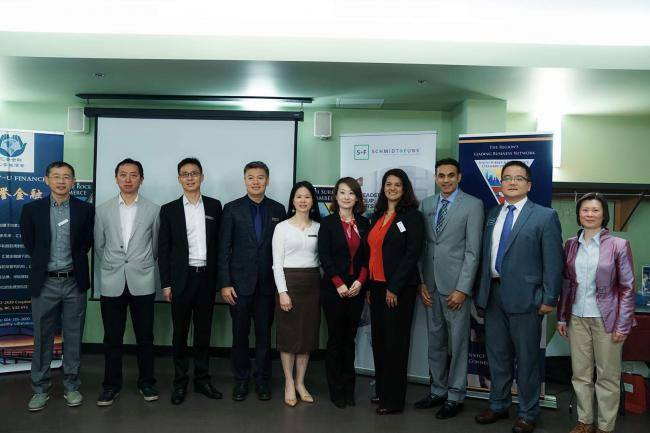 磐石论坛第四期:南素里白石商会与华人社区对话