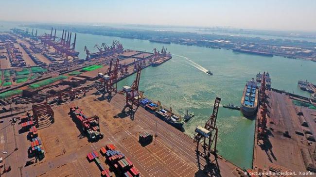 经合组织警告中国经济面临长期风险
