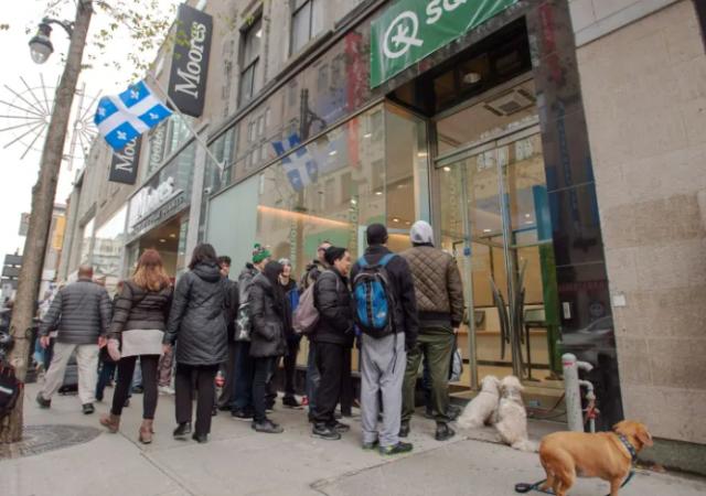加拿大省市政府争抢大麻合法化后收入