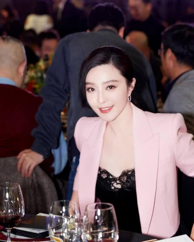 范冰冰自曝与李晨相恋原因:他聪明有责任感