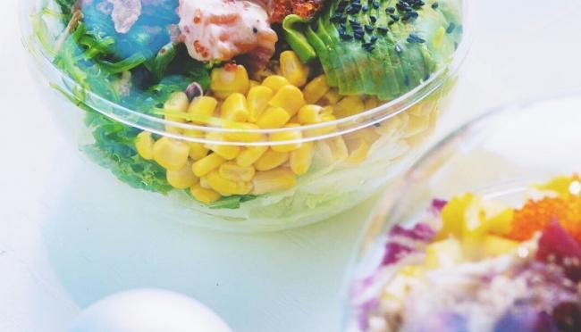 起源于夏威夷的沙拉新吃法:Pokedoki