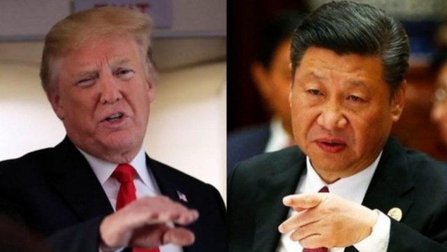 特朗普表示:中国勿反制美国 否则对中国不利