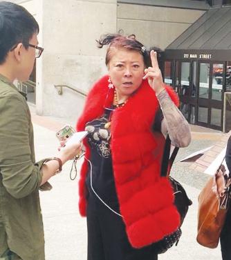 申小雨案仍无进展 华裔女当街怒批特鲁多