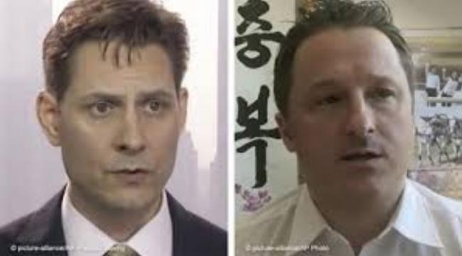 中国逮捕两加拿大人 中加关系雪上加霜