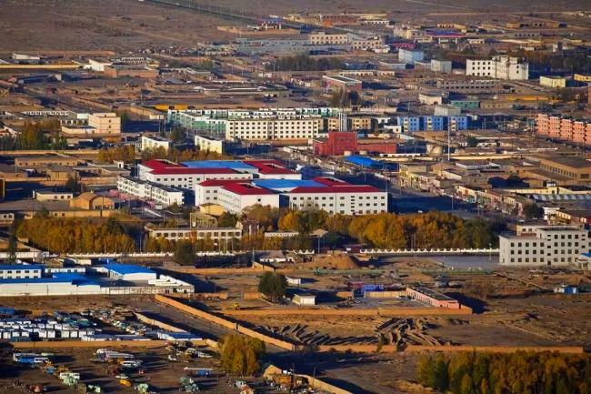 中国面积最大的镇 相当于3个北京