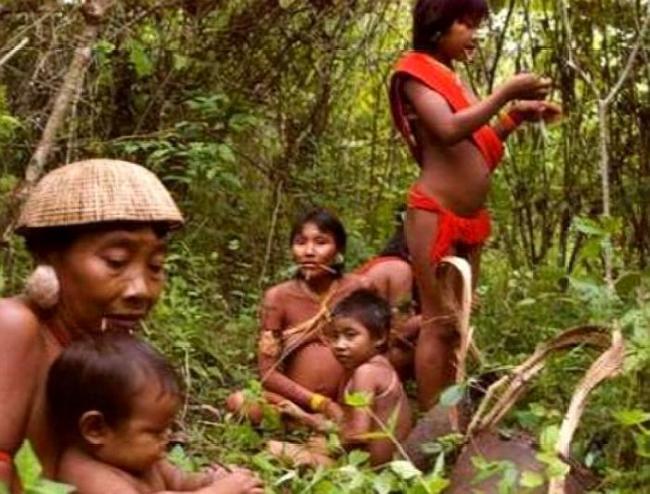 世界唯一哑巴族:当地人声带退化 喜欢吃虫蛇