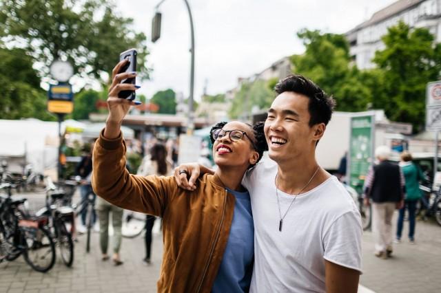 加拿大有多少人接受异族通婚?华人原来这么少