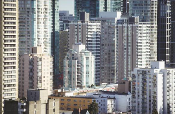升3.6%至3200元 温哥华2房单位 全国最贵租