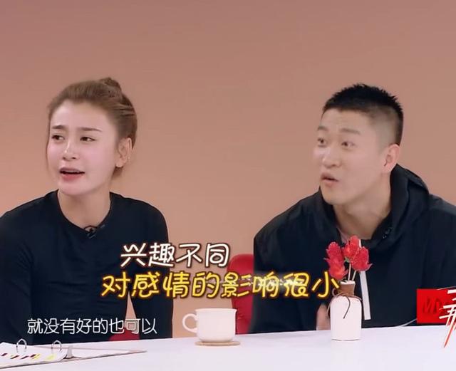 唐菀曝光离婚始末:曹云金求婚是一时兴起