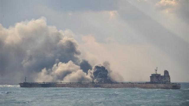 美国说日本油轮遭袭为