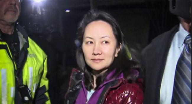 孟晚舟律师促请加司法部长 撤销引渡程序