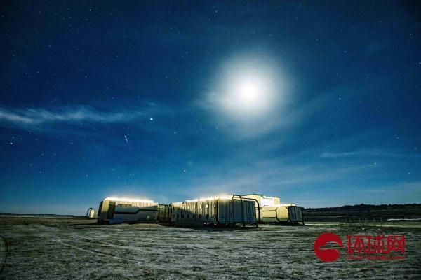 中国首个火星模拟基地 你想来试试吗?