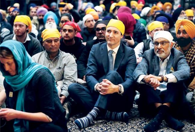 加拿大机密报告警告 警�罩杏±�用移民的敌意行动