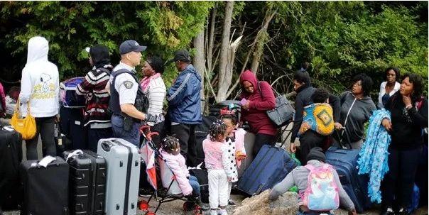 川普这道死命令害人!加拿大再迎一波难民潮