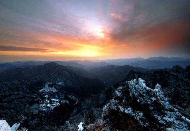 中国口碑最好的山:每年轻松吸金几十亿