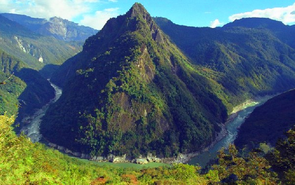 不容置疑的世界第一大峡谷