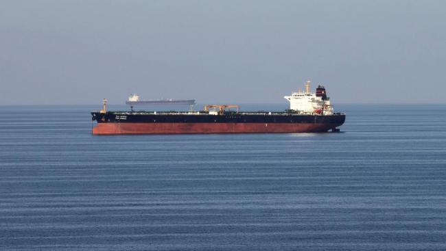 波斯湾再发生怪事:一艘油轮突然失踪 下落不明