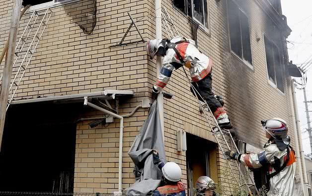 日本动画公司被放火!员工死伤 原稿几乎全毁…