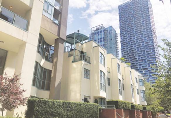 租温哥华的两房公寓 低薪者需每周工作112小时
