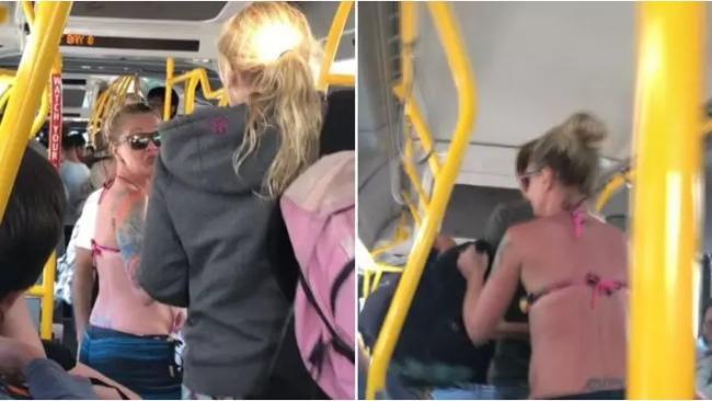 因为不说英文 少女在温哥华公车上被当众打脸