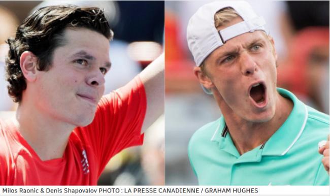 名将云集 加拿大罗杰斯杯男子网球赛蒙特利尔开幕
