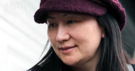 孟晚舟被捕后 中��移民申��砑�p17%