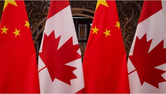 中��警告加拿大:不要就香港���}干涉中���日�