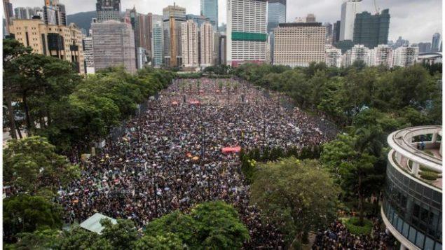 加拿大驻香港领事馆暂停派当地雇员去大陆出差
