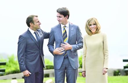 特�多安倍G7峰��晤�:�l展�鹇曰锇殛P系促�M��Q