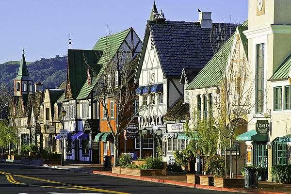 美国小镇旅游攻略
