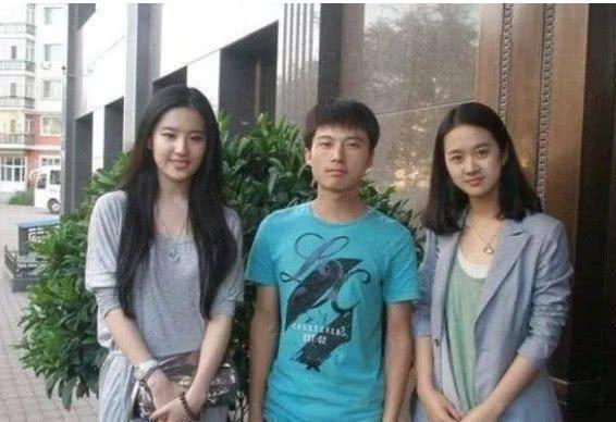 刘亦菲上学时没人追?当看到她的学生照后