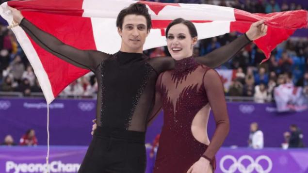 加拿大花样滑冰金童玉女宣布退役