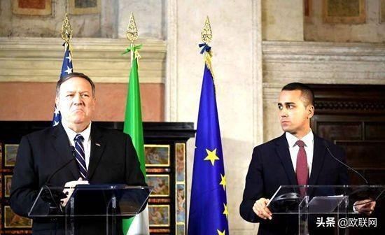意大利外长:将独立于美国路线 对华展开务实合作