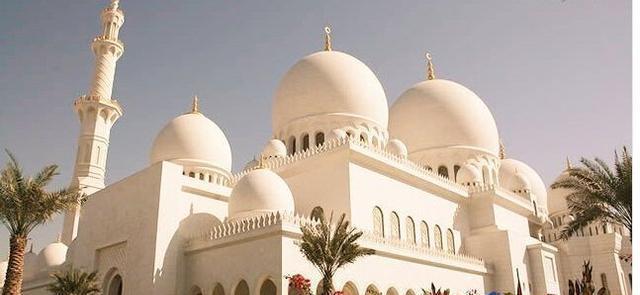 世界上最豪华的清真寺 全球最奢侈的清真寺