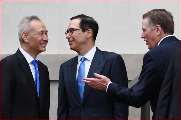 贸易谈判扑所迷离 白宫否认刘鹤将提前离美