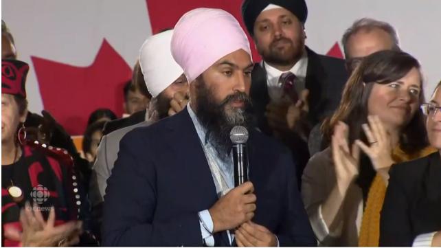 NDP结盟自由党:不惜一切代价阻止保守党上台
